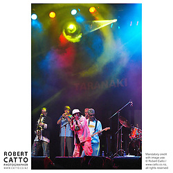 perform at WOMAD music festival in New Plymouth, Taranaki New Zealand.