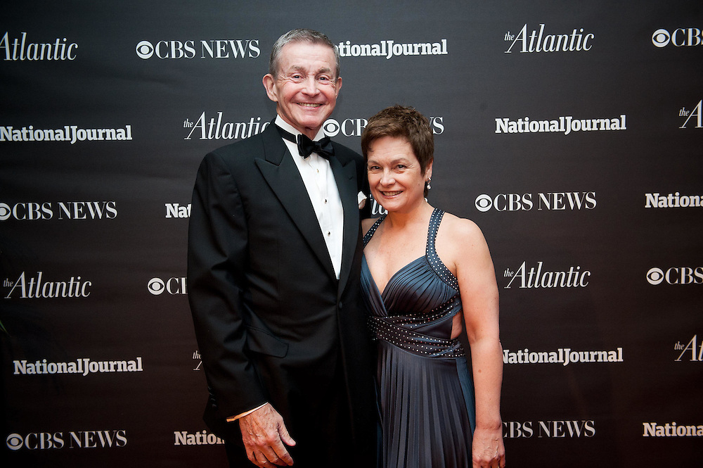 2012 WHCD Photos - National Journal, CBS News and The Atlantic's Pre-Dinner Cocktail Reception.