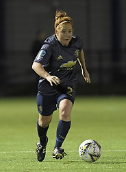February 20, 2019 - Sheffield, United Kingdom - Martha Harris (manchester United) in action during the  FA Women's Championship football match between Sheffield United Women and Manchester United Women at the Olympic Legacy Stadium, on February 20th Sheffield, England. (Credit Image: © Action Foto Sport/NurPhoto via ZUMA Press)