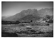 Many patients at Kabul's only gov?t run mental hospital, Psychiatric and Drug Dependency Hospital, come from valleys deep in Afghanistan's towering mountain ranges where opium use often starts by eating a little to dull the pain of farming or herding life, Panjshir Valley, Afghanistan.