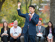 comments during a groundbreaking ceremony for the new Mandarin Chinese Language Immersion Magnet School, December 6, 2014.