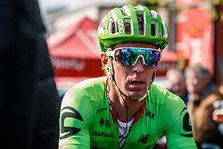 SLAGTER Tom-Jelte of Cannondale-Drapac Pro Cycling Team after UCI Men WorldTour 81st La Flèche Wallonne at Huy Belgium, 19 April 2017. Photo by Pim Nijland / PelotonPhotos.com | All photos usage must carry mandatory copyright credit (Peloton Photos | Pim Nijland)