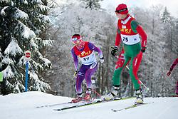 SATO Keiichi, VARONA Larysa, Biathlon Middle Distance, Oberried, Germany