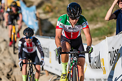 Jakob DORIGONI (ITA) during the Men Elite race at the 2018 Telenet Superprestige Cyclo-cross #1 Gieten, UCI Class 1, Gieten, Drenthe, The Netherlands, 14 October 2018. Photo by Pim Nijland / PelotonPhotos.com | All photos usage must carry mandatory copyright credit (Peloton Photos | Pim Nijland)