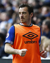 May 12, 2019 - London, England, United Kingdom - Everton's Leighton Baines.during English Premier League between Tottenham Hotspur and Everton at Tottenham Hotspur Stadium , London, UK on 12 May 2019. (Credit Image: © Action Foto Sport/NurPhoto via ZUMA Press)