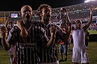 20091118: RIO DE JANEIRO, BRAZIL - South-American Cup 2009, Semi-Finals: Fluminense vs Cerro Porteno. In picture: Gum (Fluminense, L) celebrating goal. PHOTO: CITYFILES