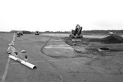 Groton New London Airport CT-DOT Project #58-299 Progress Photography | Mizzy Construction Shoot Six