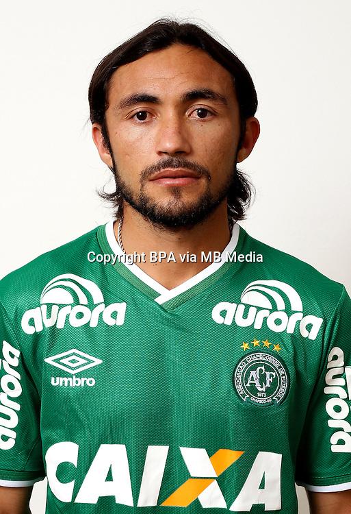 Brazilian Football League Serie A / <br /> ( Associacao Chapecoense de Futebol ) - <br /> Luiz Diallison de Souza Alves &quot; Apodi &quot;