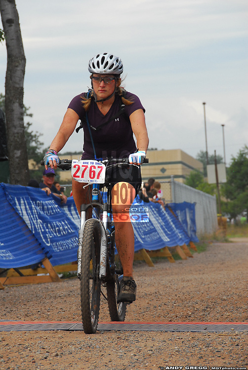 Ore to Shore 2011 Mountain Bike Epic