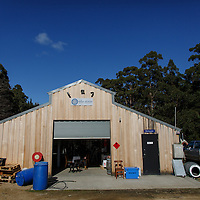 The exterior of McHenry Distillery in Port Arthur, Tasmania, August 25, 2015. Gary He/DRAMBOX MEDIA LIBRARY