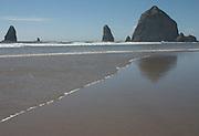 Cannon Beach Reflection