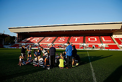 Bristol Ladies win the match at Ashton Gate 24-5 - Mandatory byline: Rogan Thomson/JMP - 07966 386802 - 06/09/2015 - RUGBY UNION - Ashton Gate Stadium - Bristol, England - Bristol Ladies v Worcester Ladies - RFU Women's Premiership.