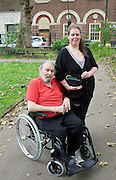 A carer from Highbury East, North London, has been recognised by the British Caregiver Award, a scheme set up by National Accident Helpline designed to shine a light on the amazing dedication shown by the UK's 5.8 million unpaid carers.<br />