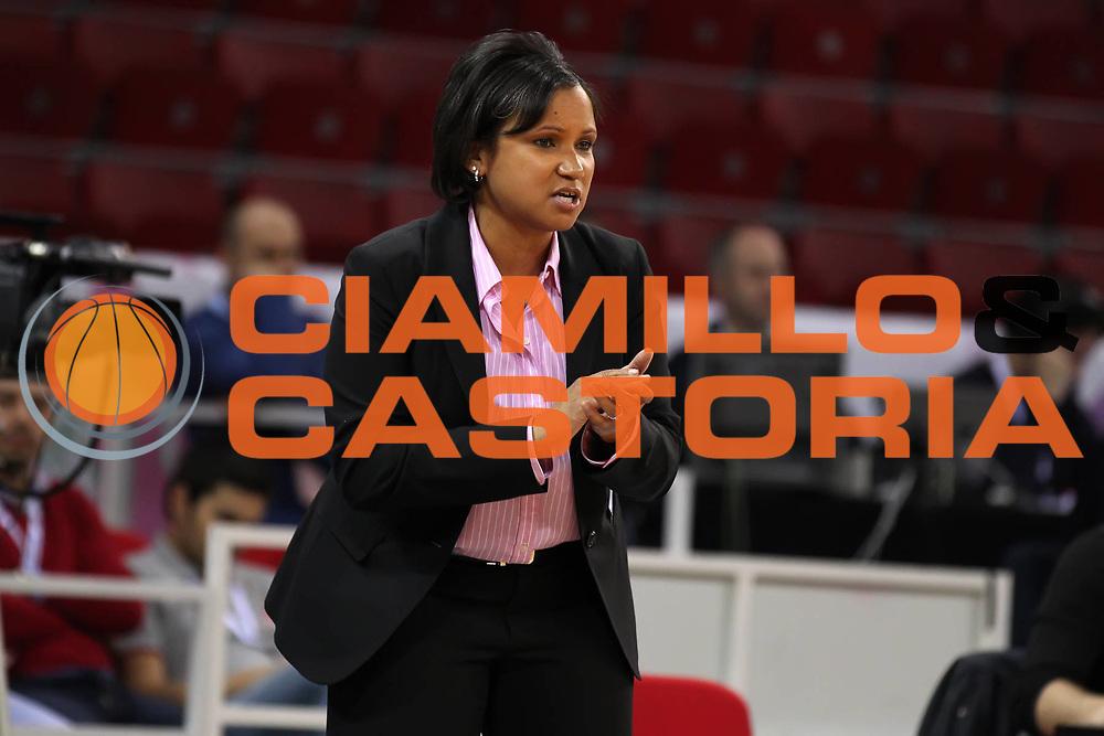 DESCRIZIONE : Istanbul Fiba Europe Euroleague Women 2011-2012 Final Eight Wisla Can-Pack Spartak M.R. VIdnoje<br /> GIOCATORE : Pokey Chatman<br /> SQUADRA : Spartak M.R. VIdnoje<br /> EVENTO : Euroleague Women<br /> 2011-2012<br /> GARA : Wisla Can-Pack Spartak M.R. VIdnoje<br /> DATA : 28/03/2012<br /> CATEGORIA : <br /> SPORT : Pallacanestro <br /> AUTORE : Agenzia Ciamillo-Castoria/ElioCastoria<br /> Galleria : Fiba Europe Euroleague Women 2011-2012 Final Eight<br /> Fotonotizia : Istanbul Fiba Europe Euroleague Women 2011-2012 Final Eight Wisla Can-Pack Spartak M.R. VIdnoje<br /> Predefinita :