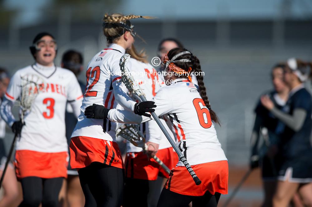 2015 Campbell University Lacrosse vs ODU