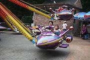China, Shanghai Amusement Park