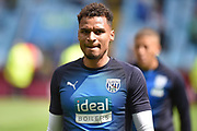 Portrait of West Bromwich Albion midfielder (on loan from Newcastle United) Jacob Murphy (70) during the EFL Sky Bet Championship first leg Play Off match between Aston Villa and West Bromwich Albion at Villa Park, Birmingham, England on 11 May 2019.
