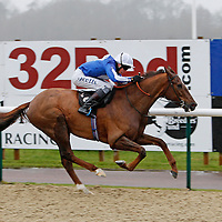 Jacobs Son and William Twiston-Davies winning the 2.30 race