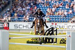 BRUYNSEELS Niels (BEL), Gancia de Muze<br /> Aachen - CHIO 2018<br /> Preis von Nordrhein-Westfalen<br /> 20. Juli 2018<br /> © www.sportfotos-lafrentz.de/Stefan Lafrentz