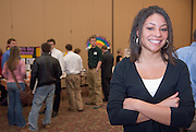 College of Education Undergrad Research Exhibition  in Baker Ballroom on Friday, March 9th. Provost Krendl,Dr. McDavis, and Dean Dr. Rene Middleton were there. There were about 45 trifold research presentations; the students worked in pairs...Cierra Jordan