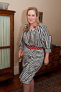 SUSIE BOYT, Freud Museum dinner, Maresfield Gardens. 16 June 2011. <br /> <br />  , -DO NOT ARCHIVE-© Copyright Photograph by Dafydd Jones. 248 Clapham Rd. London SW9 0PZ. Tel 0207 820 0771. www.dafjones.com.