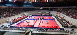 12.02.2011, Westfalenhalle Dortmund, GER, Tischtennis, German Open, im Bild , EXPA Pictures © 2011, PhotoCredit: EXPA/ A. Neis