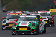 MINI Challenge - JCW - Oulton Park - 15th-17th April 2017