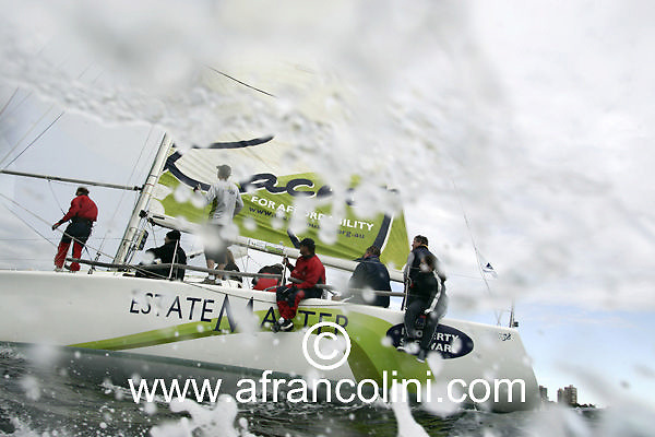 SAILING - BMW Winter Series 2005 - ESTATE MASTER, Sydney (AUS) - 19/06/05 - ph. Andrea Francolini