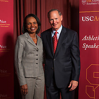 USC Athletic Director's Speaker Series: Condoleezza Rice