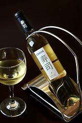 Vinho branco especializado para culinária japonesa. FOTO: Jefferson Bernardes/Preview.com