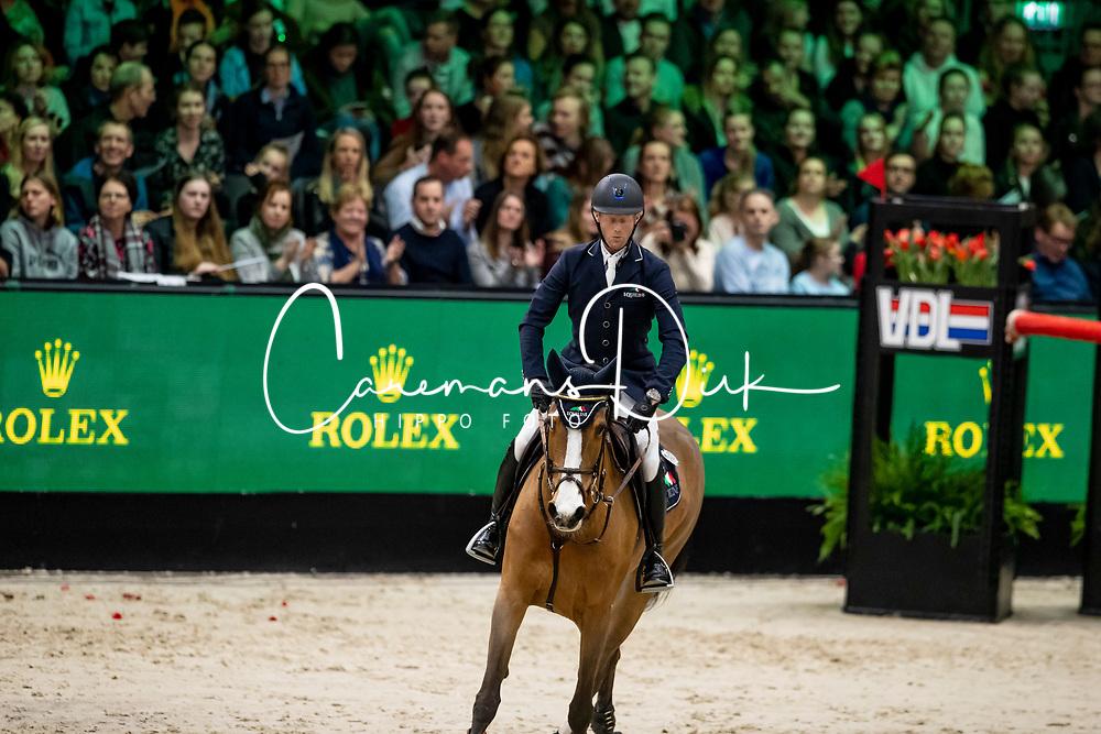 Bruynseels Niels, BEL, Gancia de Muze<br /> Rolex Grand Slam of Showjumping<br /> The Dutch Masters - 'S Hertogenbosch 2019<br /> © Hippo Foto - Sharon Vandeput<br /> <br />  17/03/2019