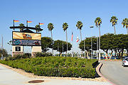 OC Fair Event Center At Main Gate Entrance