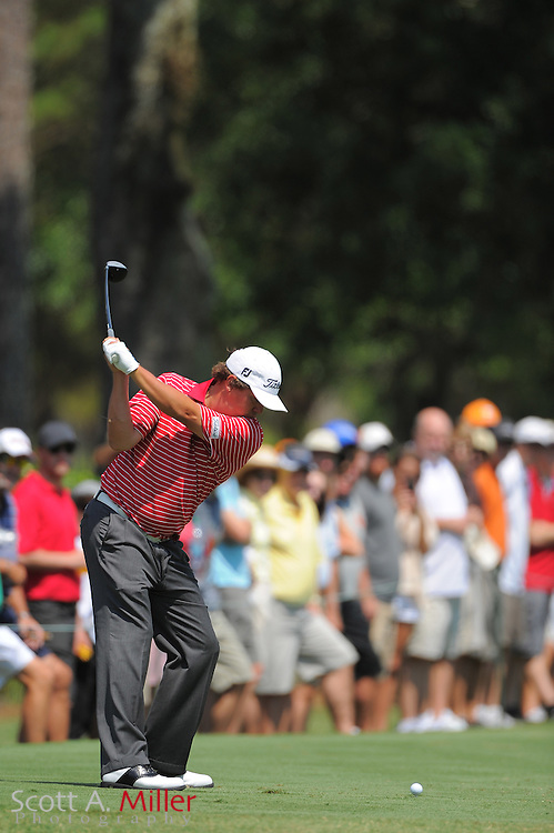 Jason Dufner during the third round of the Players Championship at the TPC Sawgrass on May 12, 2012 in Ponte Vedra, Fla. ..©2012 Scott A. Miller..