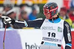 11.03.2010, Kandahar Strecke Herren, Garmisch Partenkirchen, GER, FIS Worldcup Alpin Ski, Garmisch, Men SuperG, im Bild Svindal Aksel Lund, ( NOR, #19 ), Ski Atomic, EXPA Pictures © 2010, PhotoCredit: EXPA/ J. Groder /SPORTIDA PHOTO AGENCY