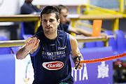Andrea Cinciarini<br /> Raduno Nazionale Maschile Senior<br /> Allenamento mattina<br /> Cagliari, 03/08/2017<br /> Foto Ciamillo-Castoria/ M. Brondi