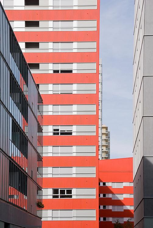 242 VPO en Salburua. Vitoria-Gasteiz. ACXT Architects