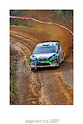 WRC PORTUGAL 2007 <br /> JARI-MATTI LATVALA<br /> FORD FOCUS RX WRC 06<br /> STOBART VK MSPORT FRT