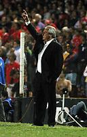 Fotball<br /> Independiente v Newells<br /> Torneo Clausura<br /> Buenos Aires<br /> 21. februar 2004<br /> Foto: Digitalsport<br /> Norway Only<br /> Jose Omar Pastoriza, trener Independiente