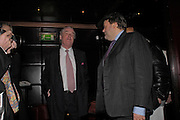Lord Bell . Conservative fund raising dinner hosted  by Marco Pierre White and Franki Dettori at  Frankie's. Knightsbridge. 17 January 2004. ONE TIME USE ONLY - DO NOT ARCHIVE  © Copyright Photograph by Dafydd Jones 66 Stockwell Park Rd. London SW9 0DA Tel 020 7733 0108 www.dafjones.com