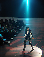 New York, NY-September 13, 2009: Janet Jackson performs during the MTV Video Music Awards at Radio City Music Hall on September 13, 2009 in New York City (Photo by Jeff Snyder/PictureGroup)