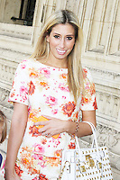 Stacey Solomon, The Little Mermaid - Blu-Ray Premiere, The Royal Albert Hall, London UK, 29 August 2013, (Photo by Brett D. Cove)