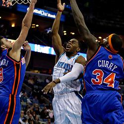 12-11 Knicks at Hornets