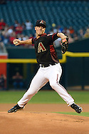PHOENIX, AZ - MAY 28:  Zack Greinke #21 of the Arizona Diamondbacks delivers a pitch in the first inning against the San Diego Padres at Chase Field on May 28, 2016 in Phoenix, Arizona.  (Photo by Jennifer Stewart/Getty Images)