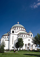 St Sava Orthodox Cathedral, Belgrade, Serbia