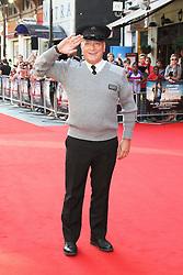 Licensed to London News Pictures. Simon Greenall, Alan Partridge: Alpha Papa World Film Premiere, Vue West End cinema Leicester Square, London UK, 24 July 2013. Photo credit: Richard Goldschmidt/LNP