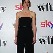 London Hilton, Park lane, England, UK. 1st December 2017. Suranne Jones  attends the Sky Women in Film and TV Awards.
