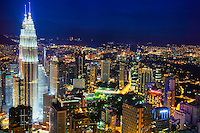 Kuala Lumpur @ Twilight (2)