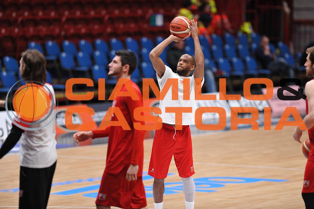 DESCRIZIONE : MILANO Lega A 2015-16 <br /> GIOCATORE : Preston Knowles<br /> CATEGORIA : Allenamenti<br /> SQUADRA : Giorgio Tesi Group Pistoia<br /> EVENTO : Final8 2016<br /> GARA :Allenamento<br /> DATA : 18/02/2016<br /> SPORT : Pallacanestro<br /> AUTORE : Agenzia Ciamillo-Castoria<br /> Galleria : Lega Basket A 2016-2016<br /> Fotonotizia : <br /> Predefinita :