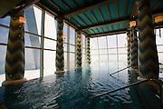 Jumeirah, Burj Al Arab, the World's most luxurious hotel. Assawan Spa.