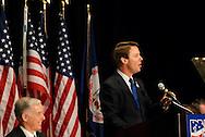 John Edwards at the Democratic National Committee Meeting, McLean, VA 11/30/07